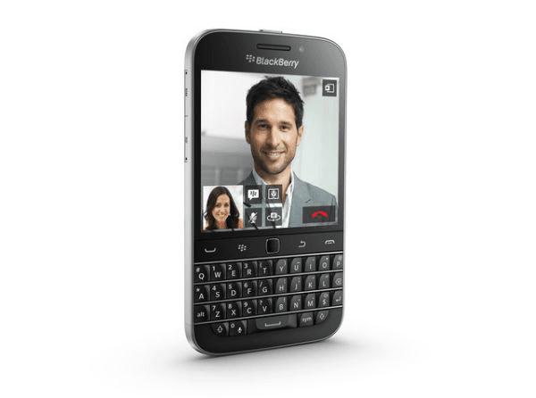 بلاكبيري تطلق رسميا BlackBerry Classic