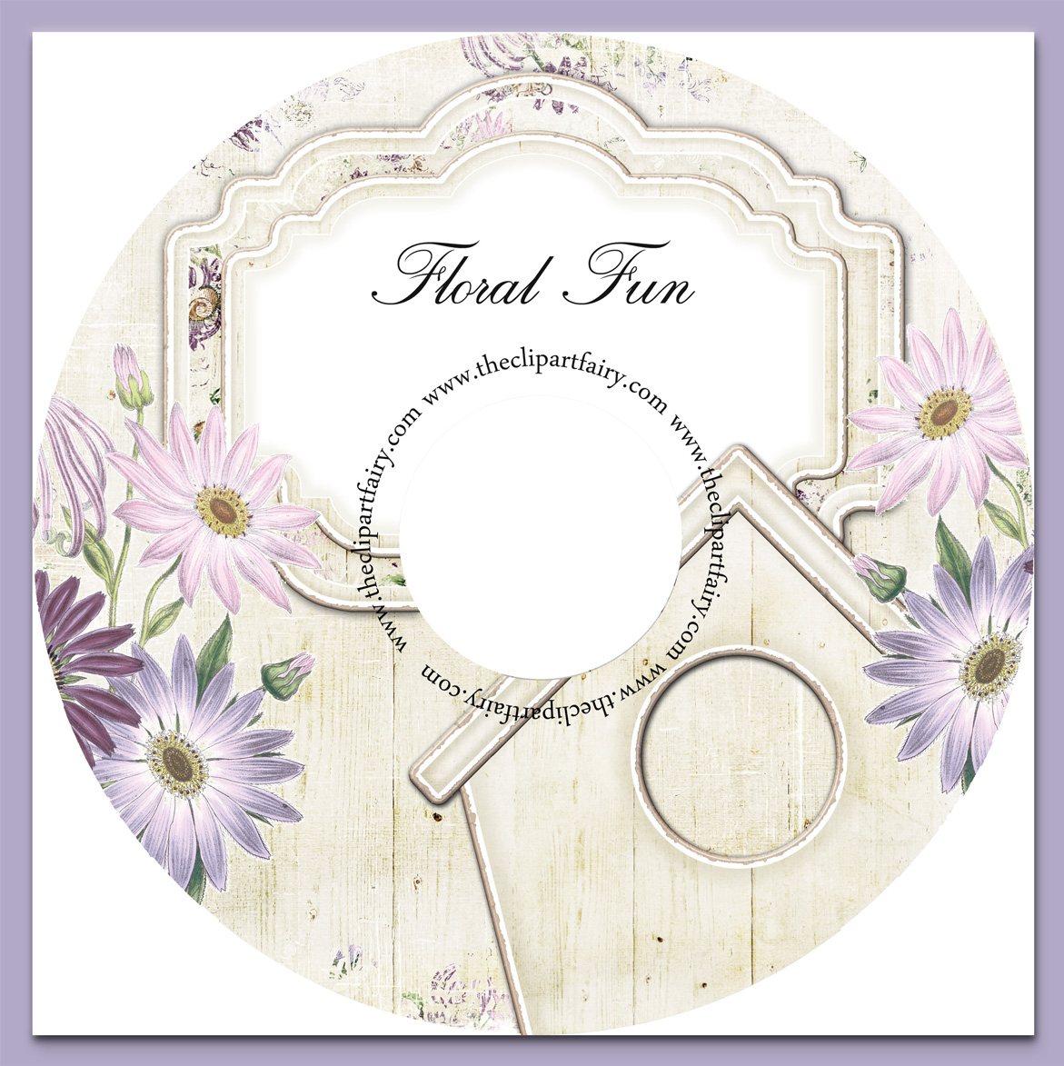 FLORAL FUN 1 CD