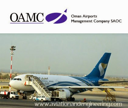 Oman Airport Management Company Job Openings