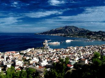 Vistas de Zakinthos - Islas Griegas