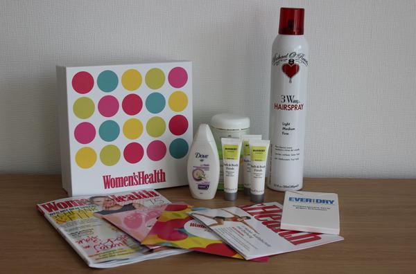 Pink Box Womens Health Edition