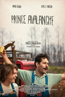 Prince Avalanche  HDRip AVI + RMVB Legendado