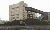 More than thirty dead in coal mine explosion in Ukraine