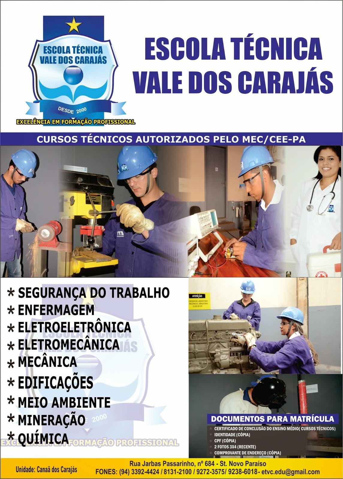 ESCOLA TÉCNICA VALE DOS CARAJÁS COLÉGIO DOM BOSCO Cursos Técnicos -> Curso Tecnico Em Decoração De Ambientes