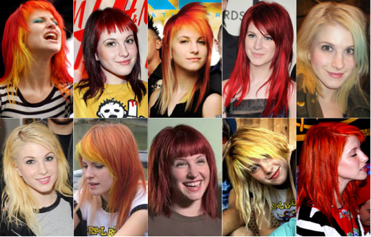 hayley williams haircut name. paramore hayley williams