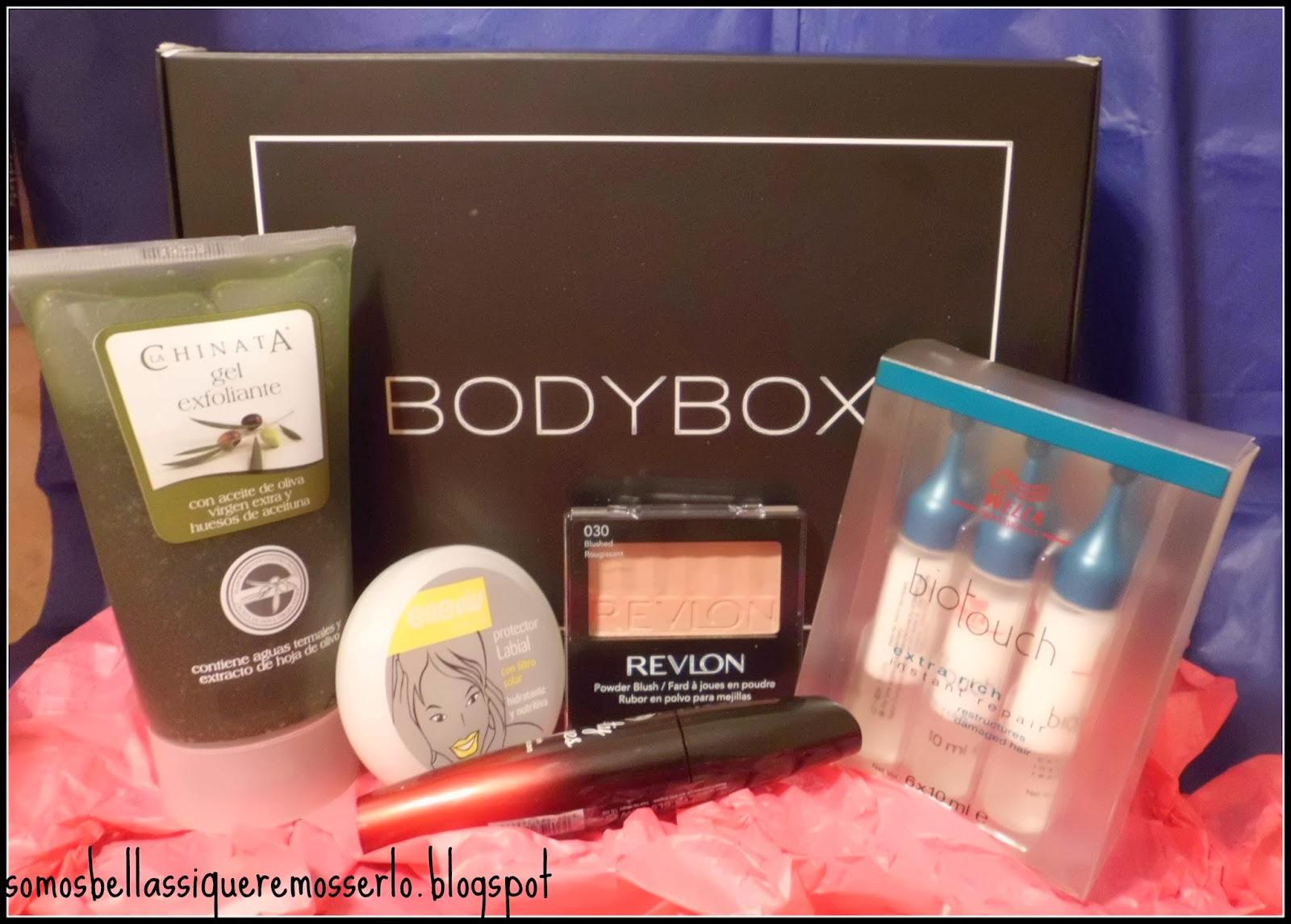 Mi primera Caja Bodybox