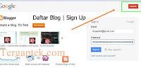 blog gratis di Blogger.com