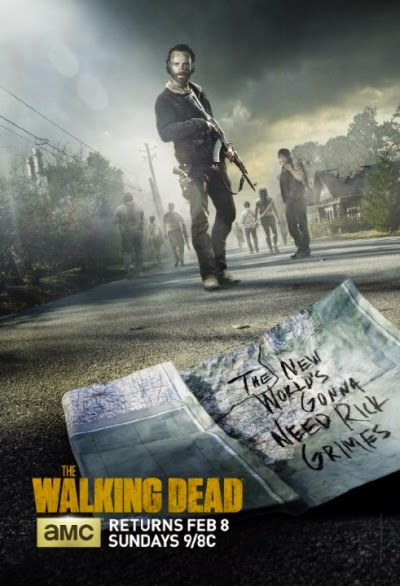 The Walking Dead Season 5 Full Episode Subtitle Indonesia