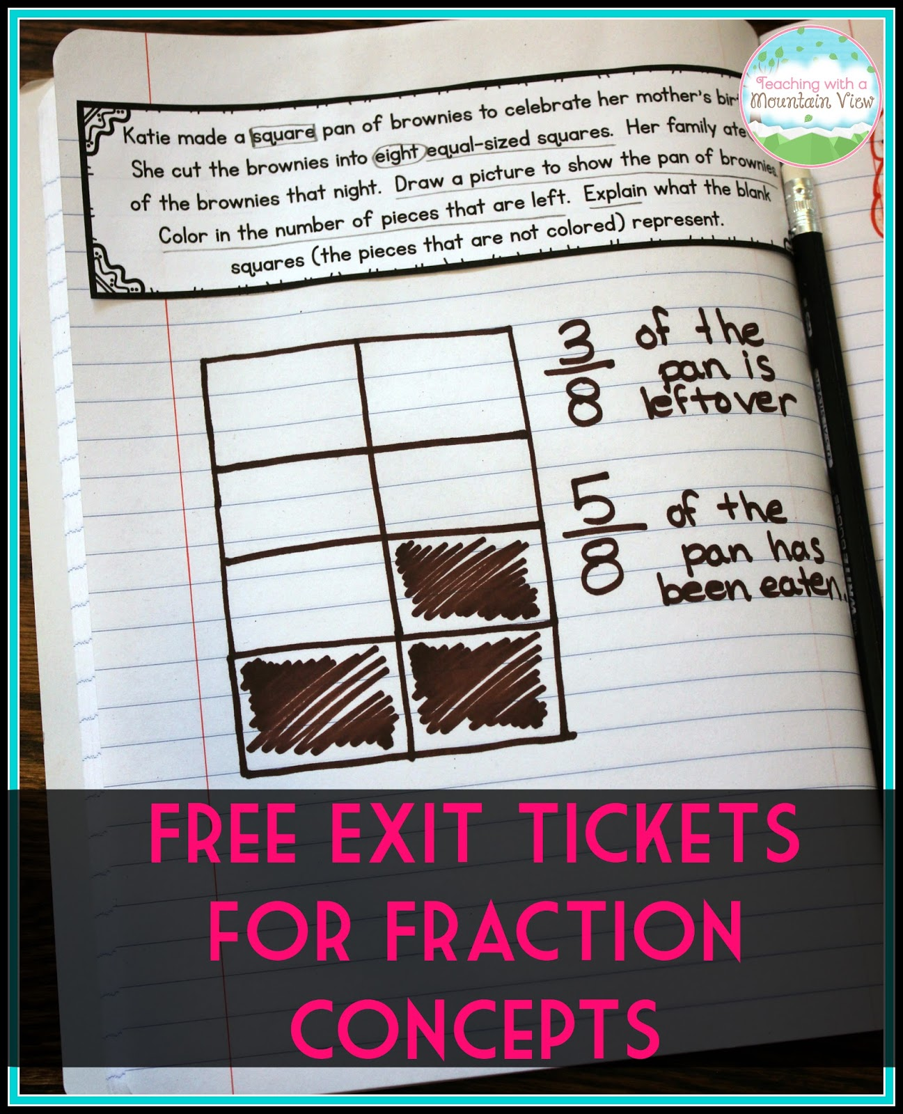 Teaching With A Mountain View: The Ultimate List Of Fraction Area &  Circumference Showme Perimeter