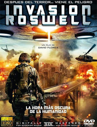 Ver Invasion Roswell (2014) Online