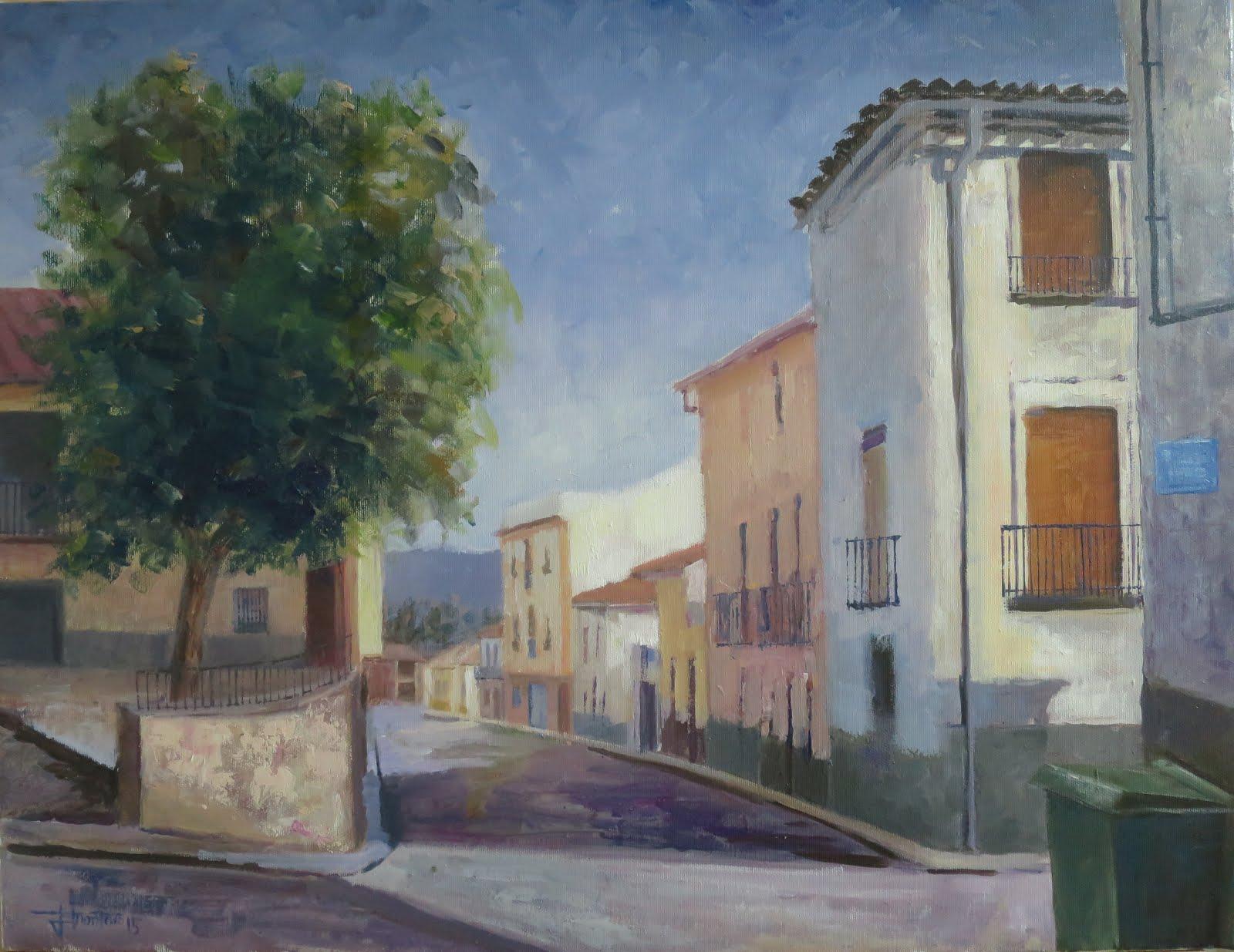 Calle del Pilar, Fuerte del Rey (Jaén) (15P)