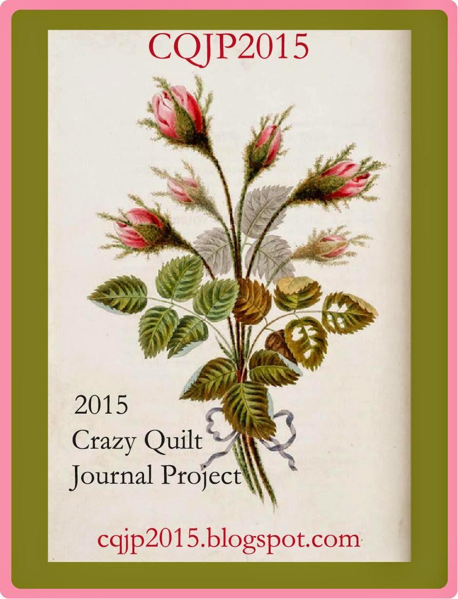 Crazy Quilt Project