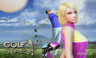 Screenshots of the Golf Star for Android tablet, phone.