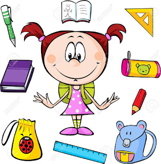 Material escolar y libros de texto.CURSO 2017/18