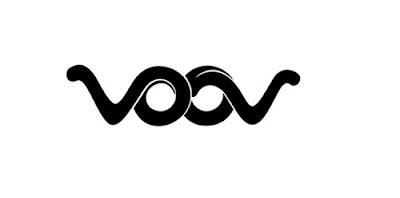 logos en blanco y negro