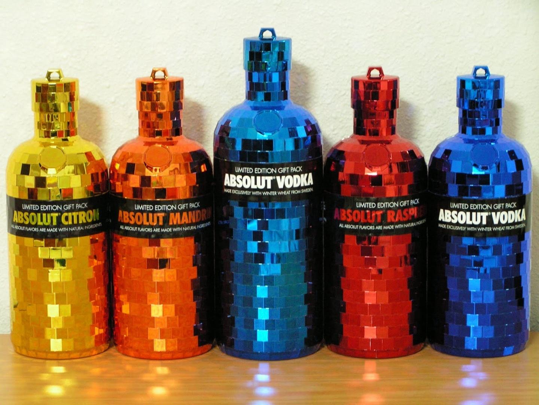 Absolut Vodka Limited Edition | Mega Wallpaper