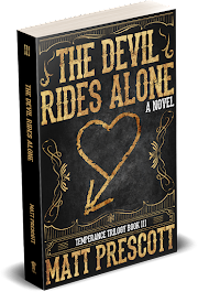 The Devil Rides Alone: Temperance Trilogy Book III