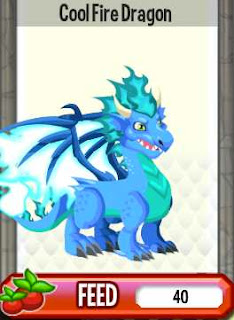 Cool Fire Didragon City: Tips/Rumus mendapatkan Cool fire Dragon