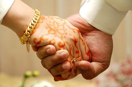 kahwin cara melayu atau kahwin cara islam