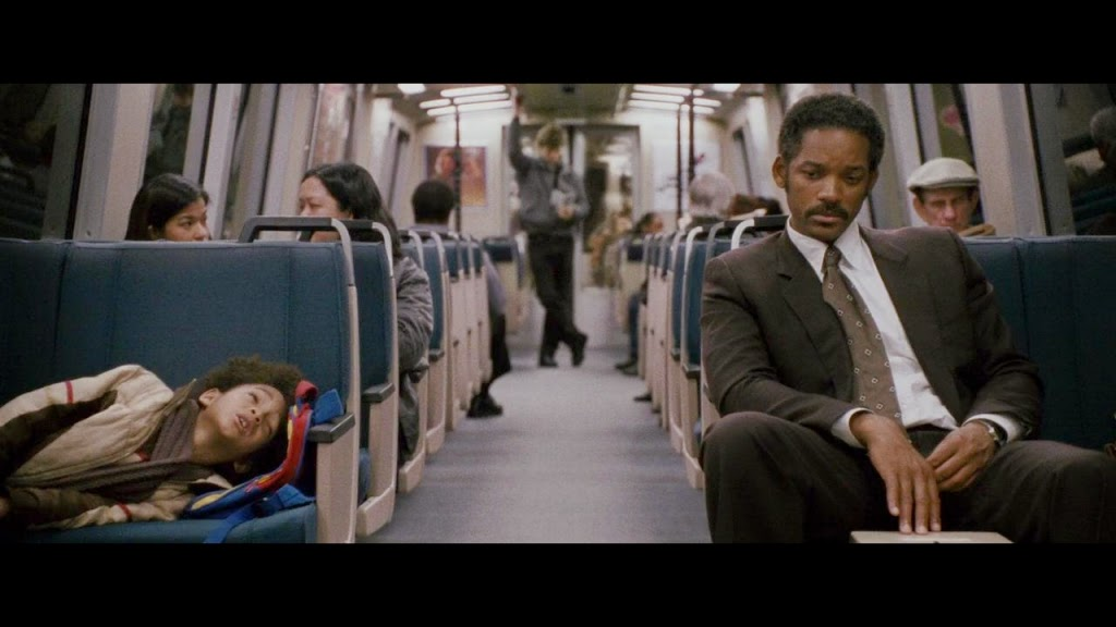 pursuit happyness movie essay