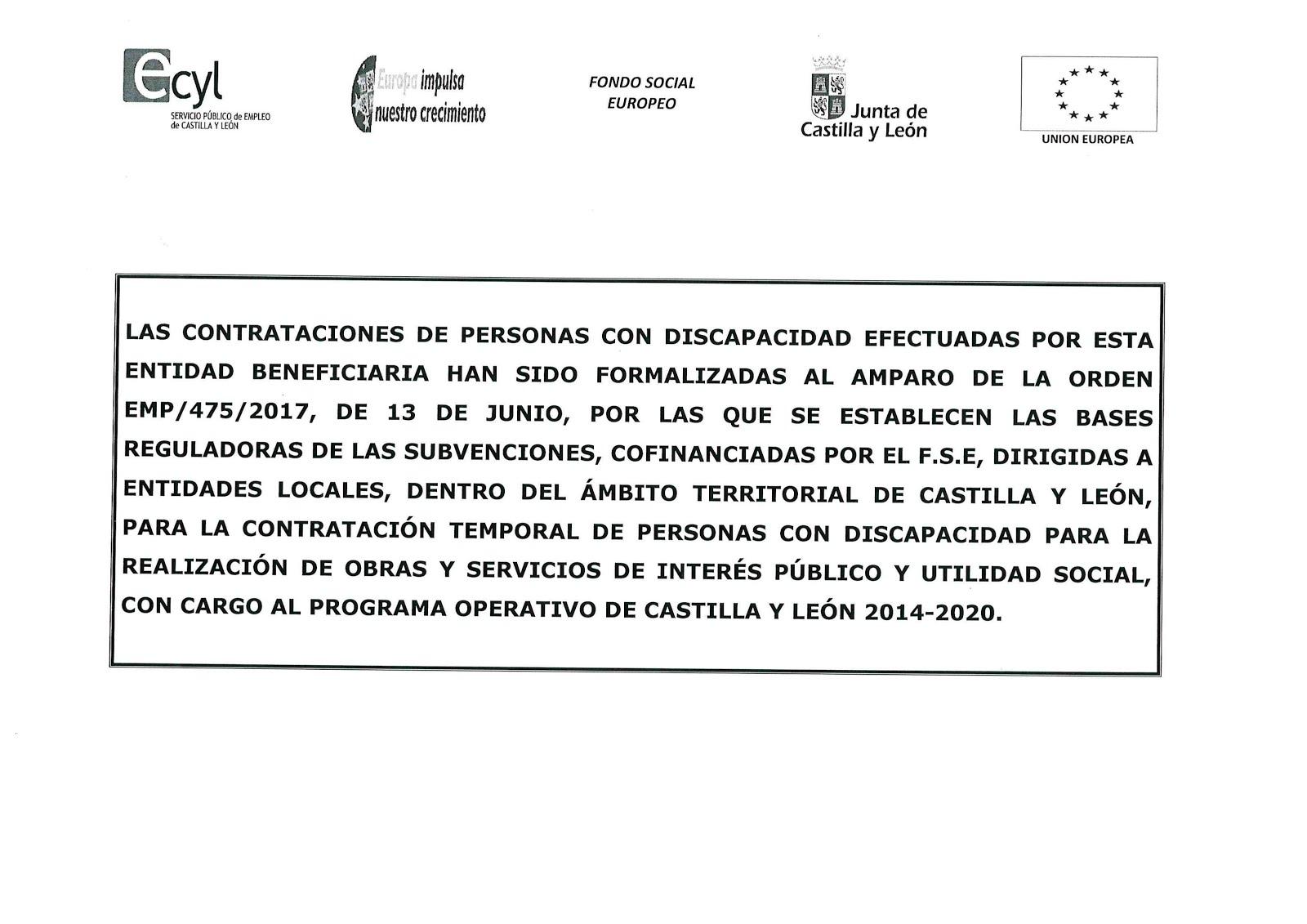 Contrataciones EMP/475/2017