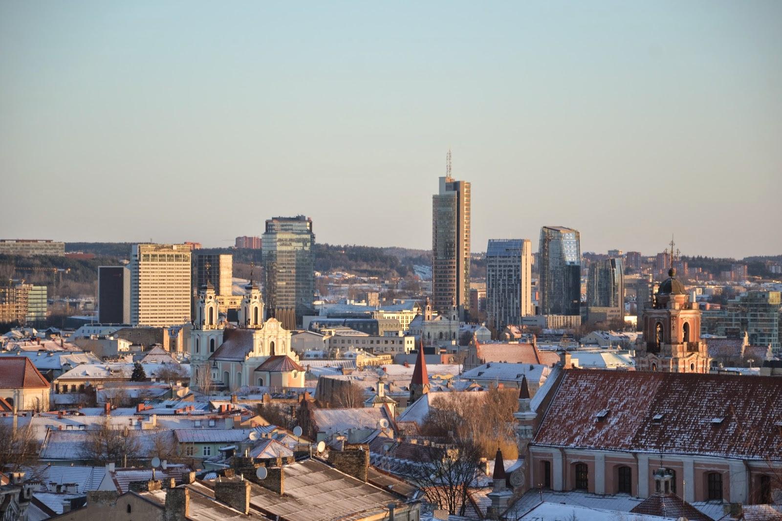 Живой город: Вильня (Вильнюс).