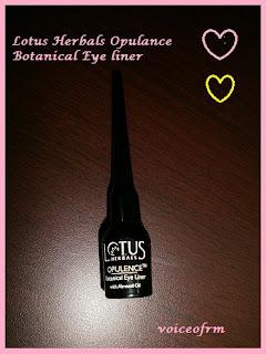Lotus Herbals Opulence Botanical Eye Liner