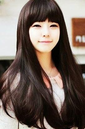 Potongan Gaya Rambut Untuk Wajah Oval Wanita Gaya Dan Model Rambut - Gaya rambut pendek smoothing