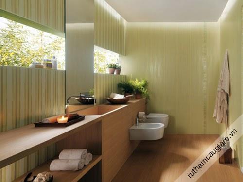 Mẫu nhà vệ sinh đẹp 07