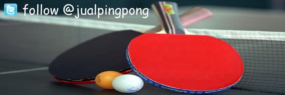 Pingpong Shop - follow @jualpingpong