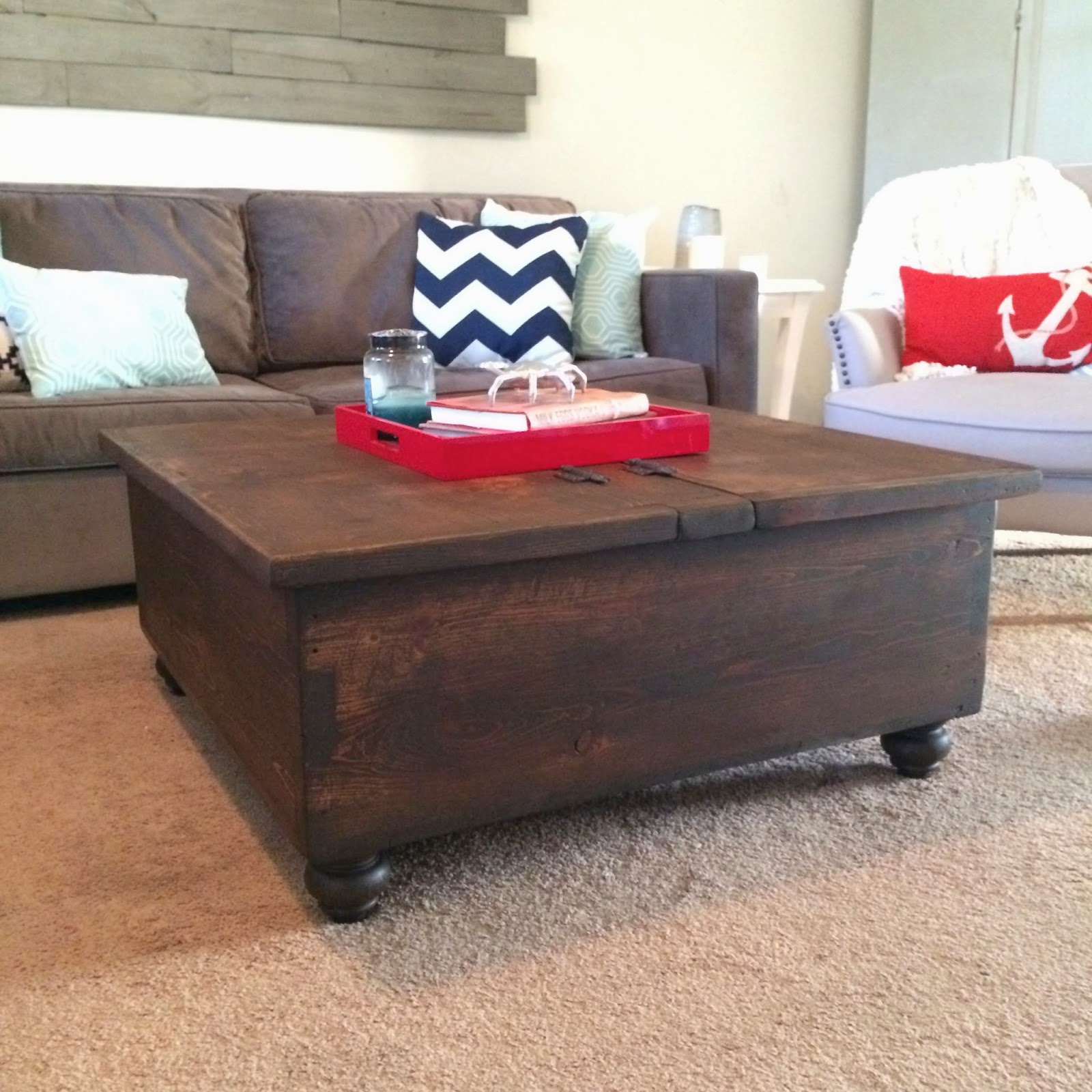 Cult Nails Blog May DIY Challenge Update Coffee Table