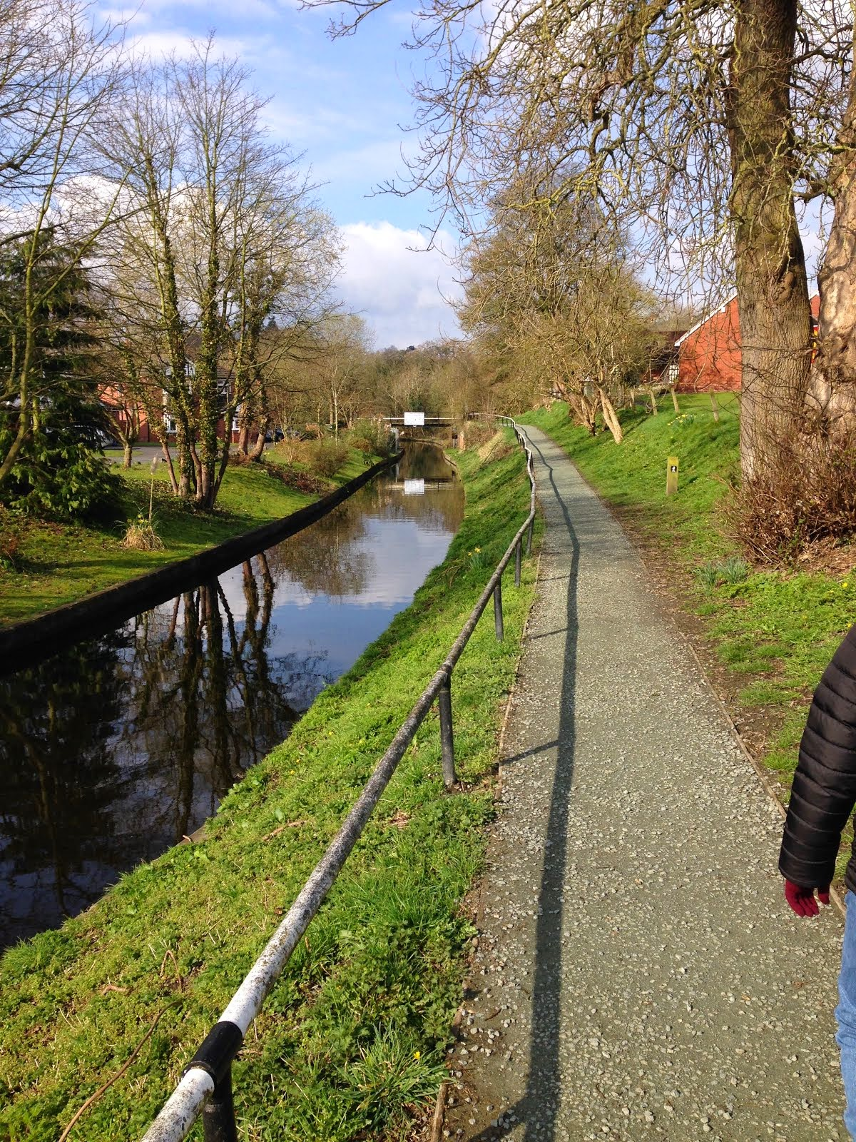 The Canals of England and Wales