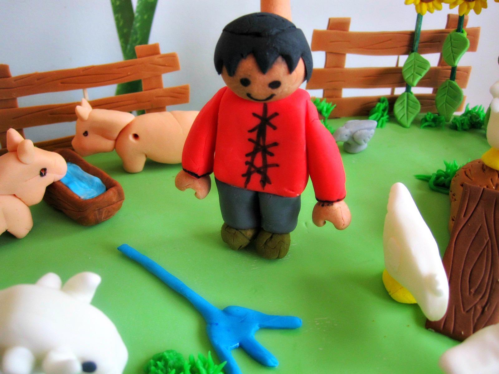 Experimentando en la cocina y algunas cosas mas la for La granja de playmobil precio