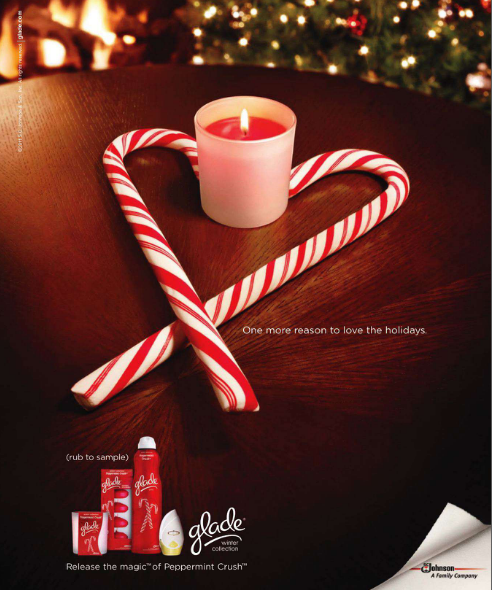 Splendid Sass: CHRISTMAS ADVERTISING