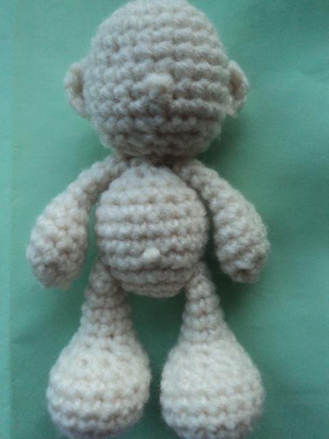 Baby doll free crochet pattern amigurumi to go 11 2tog 6 times sl st into next st and finish off 6 dt1010fo