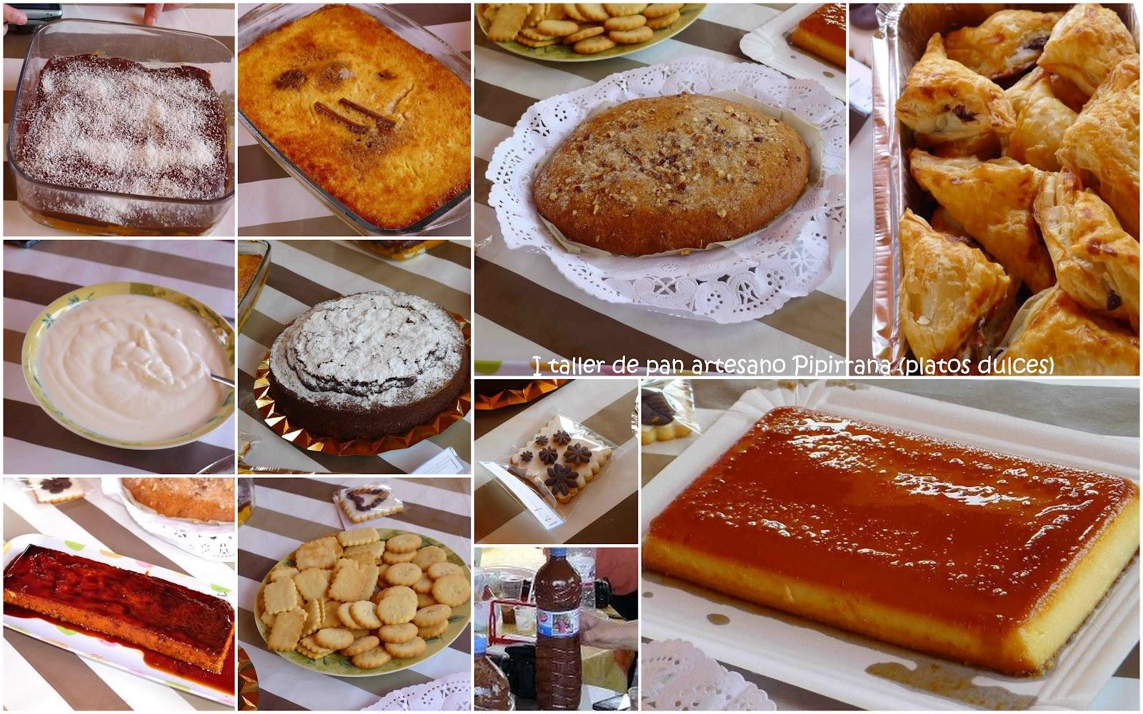 Cocinax2 las recetas de laurita junio 2012 for Platos dulces