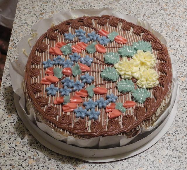 Kyiv Cake, Ukraine