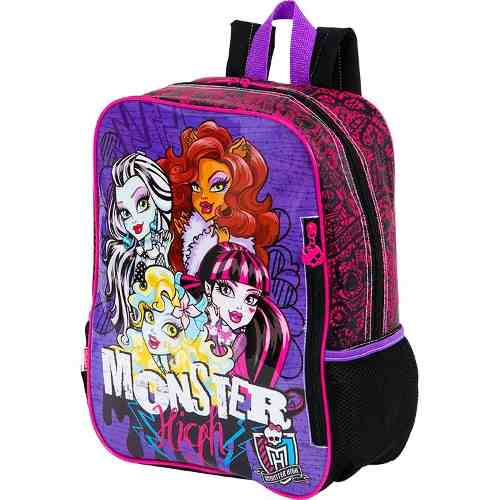 Nova mochila Monster High 2015