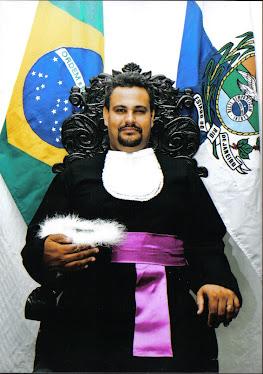 Professor e Pastor Flavio Lima