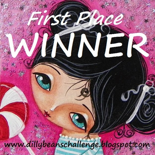 I won at Dillybeans