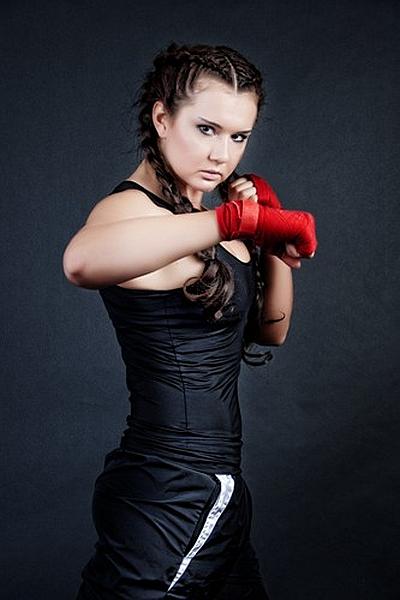 Anya (Anna Bogomazova)