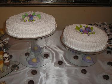 Olha o bolo feito pelos Loucos por bolos