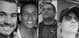 ALAGOAS: Morte de militares em acidente de helicóptero gera grande comoção