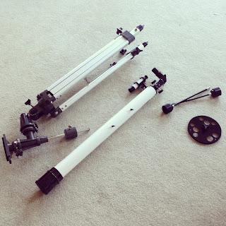 meade 285 telescope