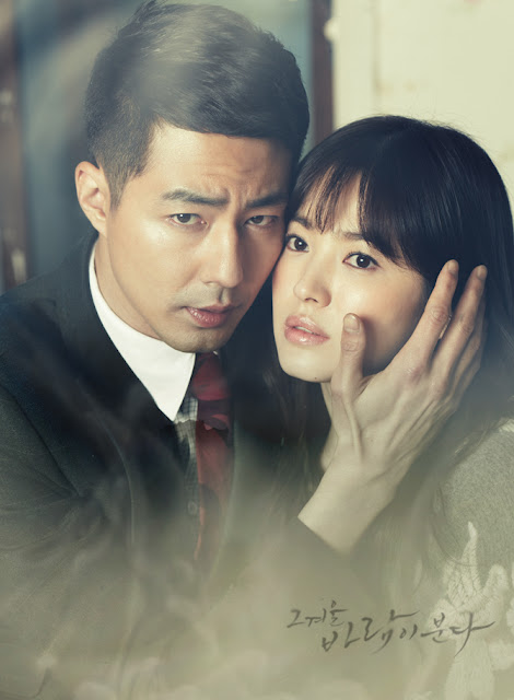 That Winter, The Wind Blows Tayang di TransTV dan di dubbing Artis Indonesia