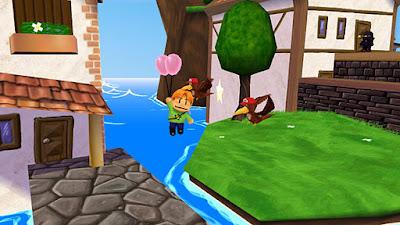 Helium Boy para Android e iPhone, juego de plataformas