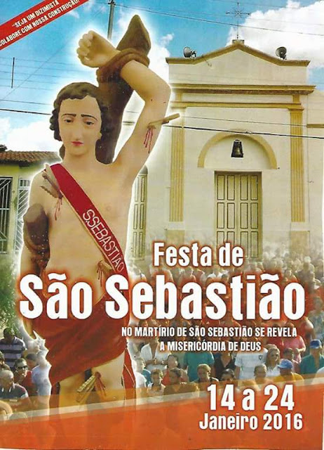 FESTA DE SÃO SEBASTIÃO 2015