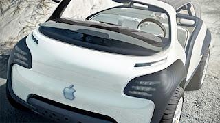 Inilah Konsep iCar Apple