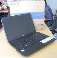 laptop second malang toshiba c640