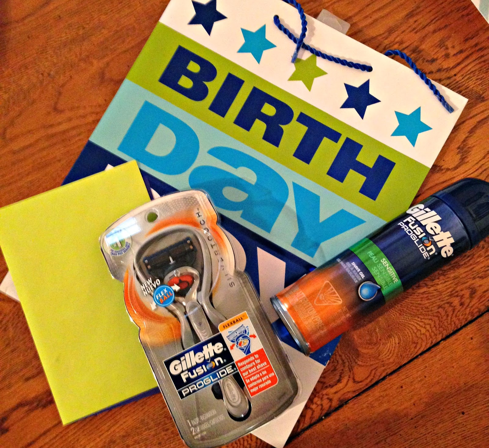 gillette, gillette razors, gillette fusion proglide, shaving, shave.  Great gift ideas for men.  Birthday presents for husbands.